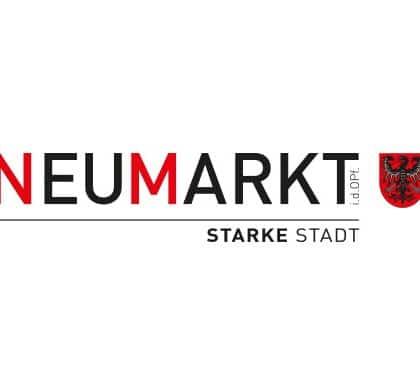 """Welcome Card """"Neumarkt"""""""